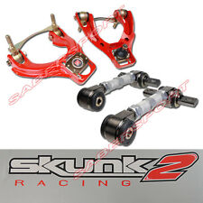 """""""IN STOCK"""" SKUNK2 PRO PLUS FRONT + REAR CAMBER KIT 92-95 CIVIC 94-01 INTEGRA"""