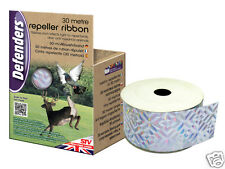STV Defenders Bird Repeller Scarer Ribbon 30m STV922