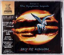 SKY OF AVALON: Prologue To Symphonic Legends ZERO Japan CD Prog OBI Uli Jon Roth