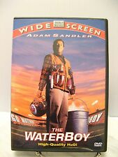 DVD THE WATERBOY Widescreen Movie - Adam Sandler Katy Bates Fairuza Balk Reed