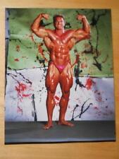 Bodybuilder TROY ZUCCOLOTTO muscle bodybuilding 8 X 10 color photo