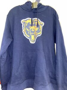 Chicago Bears Fanatics Women's Sweatshirt NWT Large With Back Print #52 Mack