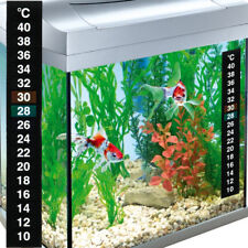 MISURATORE ACQUARIO AQUARIUM TEMPERATURA DIGITALE TERMOMETRO LCD WATER bk