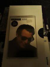 TOM JONES KISS cassette tape album T4563
