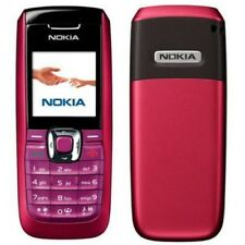 BRAND NEW NOKIA 2610 UNLOCKED MOBILE PHONE BLACK PINK WHITE and  BLUE Colours