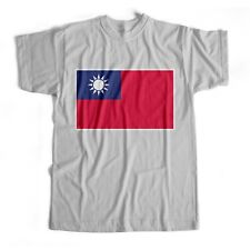 Taiwan | National Flag | Iron On T-Shirt Transfer Print