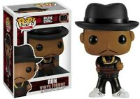 Funko Pop Rocks Run Dmc 09 Boite Tres Rare Exclu Stack Edition Vaulted Neuf