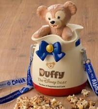 Duffy Bear Popcorn Bucket Shoulder Bag Type Tokyo Disney Sea Limited in Japan