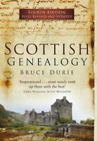 Scottish Genealogy (Fourth Edition) by Bruce Durie 9780750984225 | Brand New