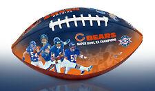 HISTORIC  BEARS  NFL 100TH ANNIVERSARY LEGACY  ART FOOTBALL JOLEEN JESSIE