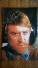 Star Wars Dermot Crowley Signed Photograph