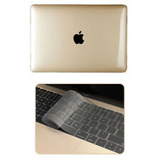 For Apple MacBook Air 11/Pro 12 13 15 Retina Rubberized Hard Shell Cover Case