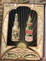 Distillerie de la Montagne Noire Revel Toulouse Get 27 Raissac Alcool Publicité