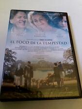 """DVD """"EL FOCO DE LA TEMPESTAD"""" PRECINTADO SEALED FRED SCHEPISI PATRICK WHITE RUSH"""