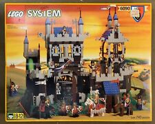 LEGO System 6090 Royal Knight's Castle, Brand New & Sealed (1995 Vintage)