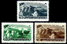 Russia, Scott# 1265 - 1267, Michel# 1256 - 1258, MLHOG
