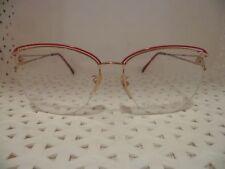 Diane Von Furstenberg 5th Ave Pavillion-V Vintage 80's Womens Eyeglasses TF13 @
