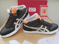 ONITSUKA TIGER AARON MT GS HI TOP BROWN TRAINERS CHUKKA BOOTS  SIZE 7 EU 41.5