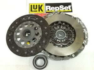 FOR BMW 3 SERIES 2009>05 330D 3.0 TOURING E46,  LUK 3PCS REPLACMENT CLUTCH KIT