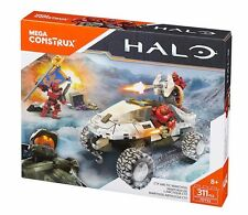 HALO CTF Arctic Warthog MEGA CONSTRUX Set FDY52