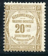 PROMOTION / TIMBRE / FRANCE DE TAXE NEUF N° 45 ** COTE 120 €