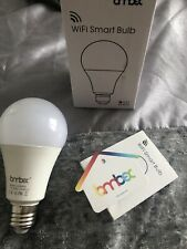 Bmbex Wifi Smart Bulb E27 110V~255V LX-BW09