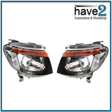 2011-2014 FORD Ranger Headlights Raptor T6 Projector Wild Track x 1 Pair