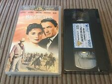 New & Sealed The Big Country Vhs Video Western Legends Gregory Peck Jean Simmons