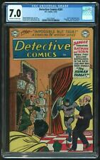 Detective Comics 201 CGC FN-VF Bright cover colours Clean back cover Tight spine