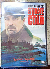 DVD Movie STONE COLD New Sealed Tom Selleck Murder Mystery