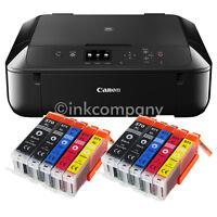 Canon Pixma MG 5750 Multifunktionsgerät DRUCKER SCANNER KOPIERER + 10x XL Tinte