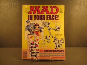 MAD MAGAZINE SPECIAL #70 G FREE SHIPPING ON $15+ ORDERS 1990 EC