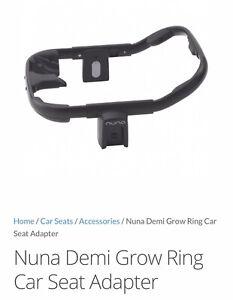 Nuna Demi Grow Ring Adapter