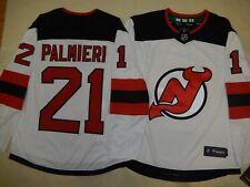 "91022 Mens New Jersey Devils KYLE PALMIERI ""Breakaway"" Sewn Hockey JERSEY New"