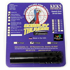 KICKS GOBBLIN THUNDER PORTED TURKEY CHOKE TUBE 12GA BERETTA BENELLI MOBILE .665