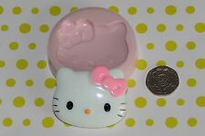 Large Hello Kitty Face Mould by Fairie Blessings