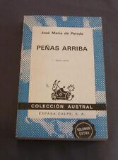 PEÑAS ARRIBA - JOSE MARIA DE PEREDA