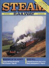 STEAM RAILWAY MAGAZINE - June 1986