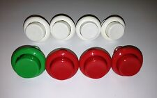 Williams STARGATE Button Set **NEW** Leaf Style Buttons