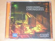 CD / FRANCOFOLIES / CHRONIQUES 2 / NEUF SOUS CELLO