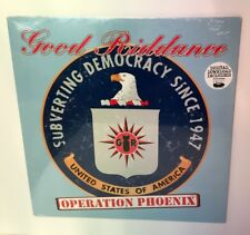 GOOD RIDDANCE operation phoenix LP Vinyl Record , SEALED , fat wreck chords PUNK