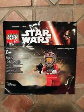 Lego Star Wars REBEL A-WING PILOT MINIFIG mini figure Sealed single pack polybag