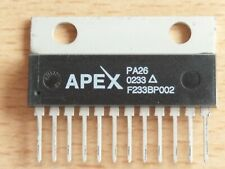 APEX PA26 Monolithic Dual Power Op Amp | SIP-12 | Operational amplifier