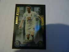 Match Attax Rare 2007/2008 Robbie Keane Limited Edition