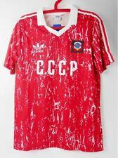 MAGLIA CALCIO RETRO URSS HOME EURO 1990 CCCP UNIONE SOVIETICA SOVIET USSR RUSSIA