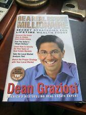 Be a Real Estate Millionaire - Dean Graziosi (2007, Hardcover, DJ)