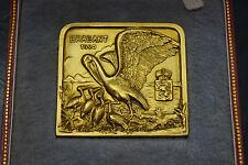 Médaille  - Brabant 1940 - Non ignara mali - V. Van Laer