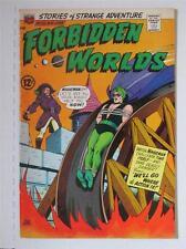 Forbidden Worlds 137 Fn Acg Sku8670 25% Off!