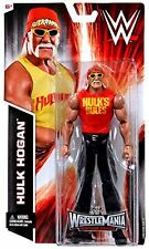 Wwe Collection_Wrestlemania Heritage Series_Hulk Hogan 6 inch figure_New and Mip
