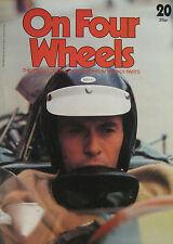 On Four Wheels magazine Vol.2, Issue 20 Clyno, Jim Clark, Clan, Citroen